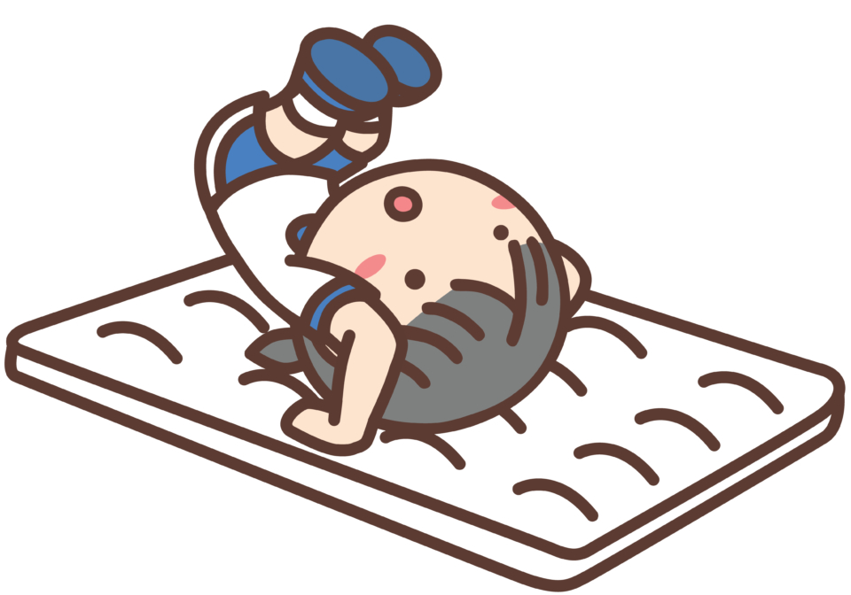 【イオンモール筑紫野】11月16日(土)マット運動ニガテ克服イベントを開催‼